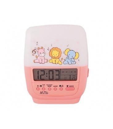 Despertador Micro bebé melodía repetición. - M-73