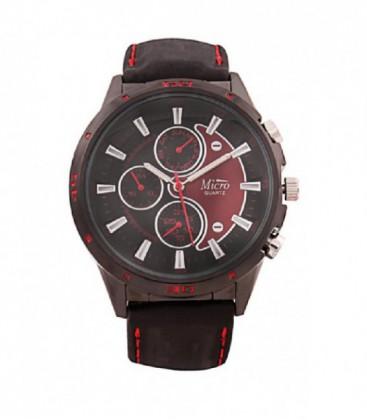 Reloj Micro caballero Multifunción correa silicona . - 213031