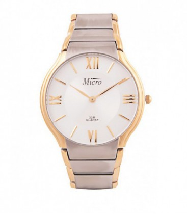 Reloj Micro armi acero bicolor - 220129