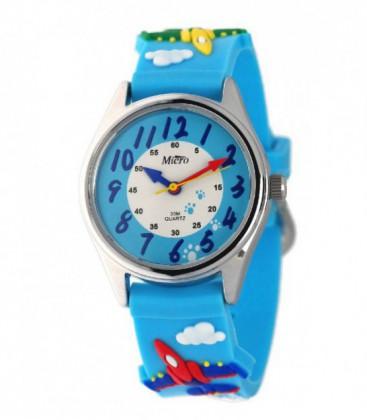 Reloj Micro infantíl correa azul - 220161
