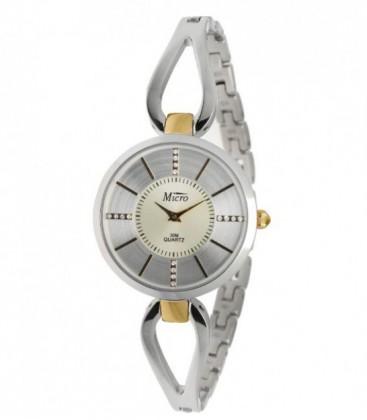 Reloj Micro sra armi acero bicolor - 220170