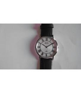Reloj Micro caja acero con correa - 220193